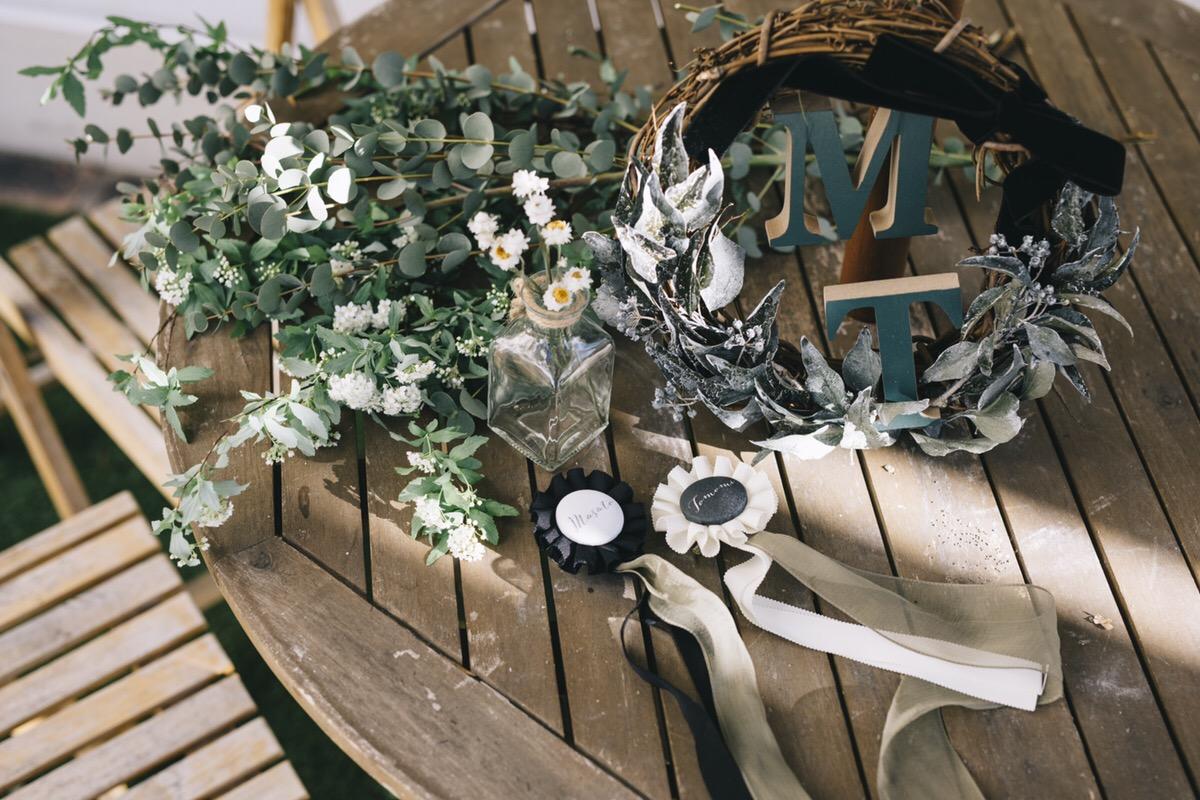 結婚式場で打ち合わせが始まる前に自分達で進められる準備について
