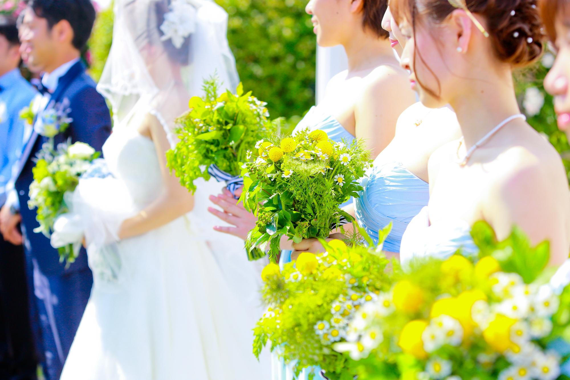 結婚式の新しい在り方|名古屋市近郊で入籍前日に開催された「心誓式」というふたりらしさを取り入れた挙式について