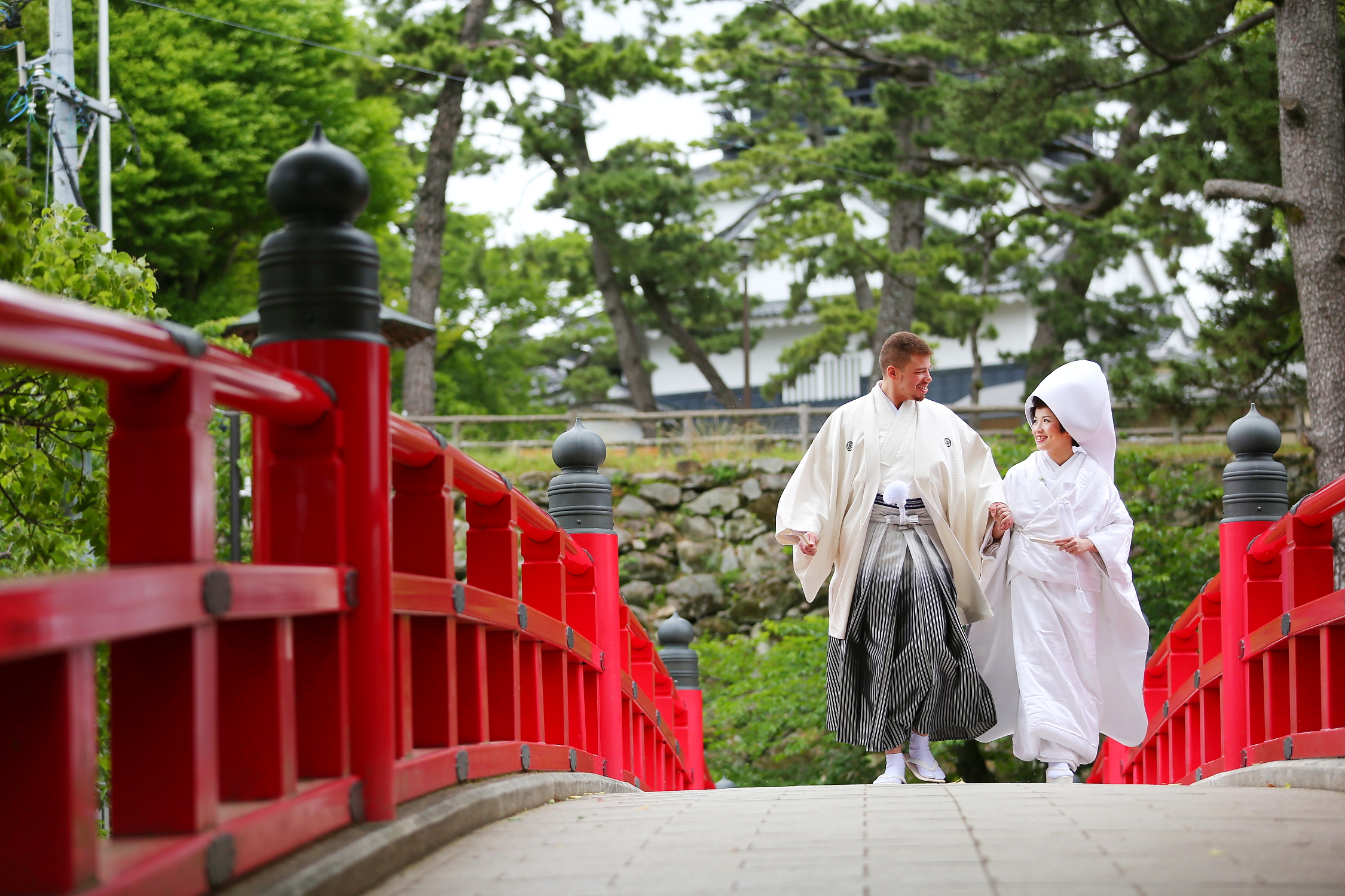 愛知県で国際結婚をされた絆を結ぶ結婚式