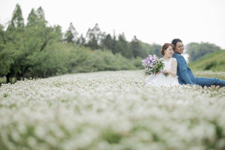 結婚式の前撮りはロケーション撮影がお勧め!愛知編