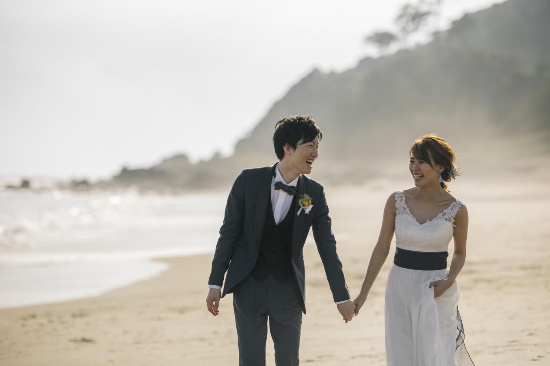 人気急上昇のLAPPLE前撮りプラン!自然体な夫婦の姿を撮影してもらえる結婚写真
