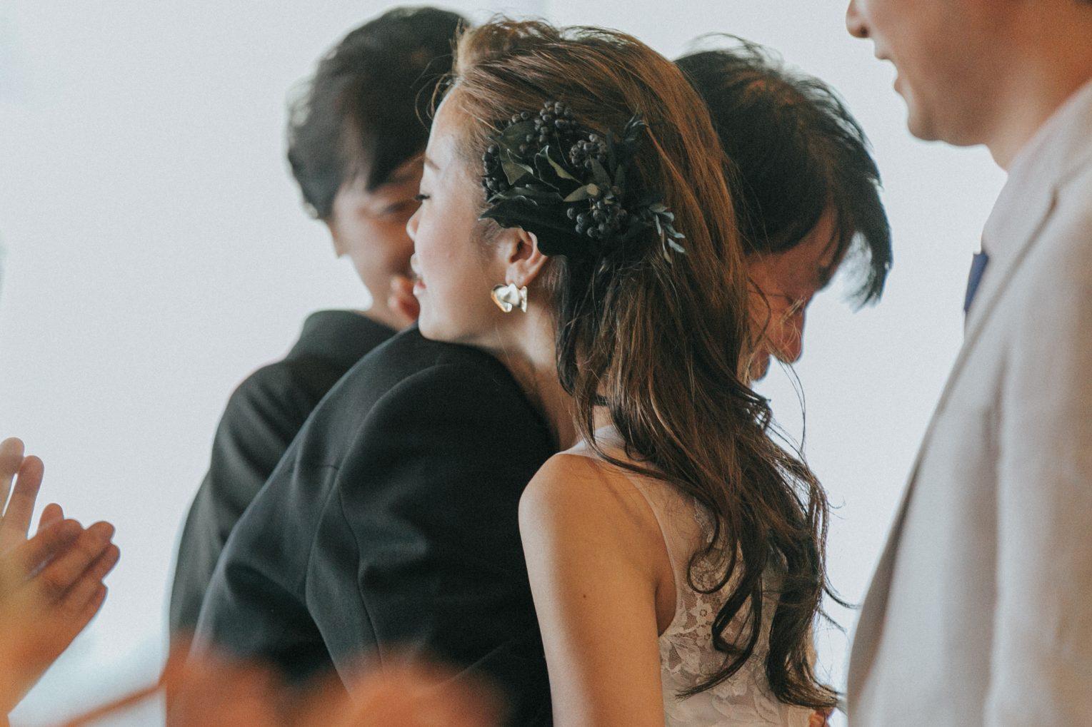 家族との絆を深める結婚式の創り方
