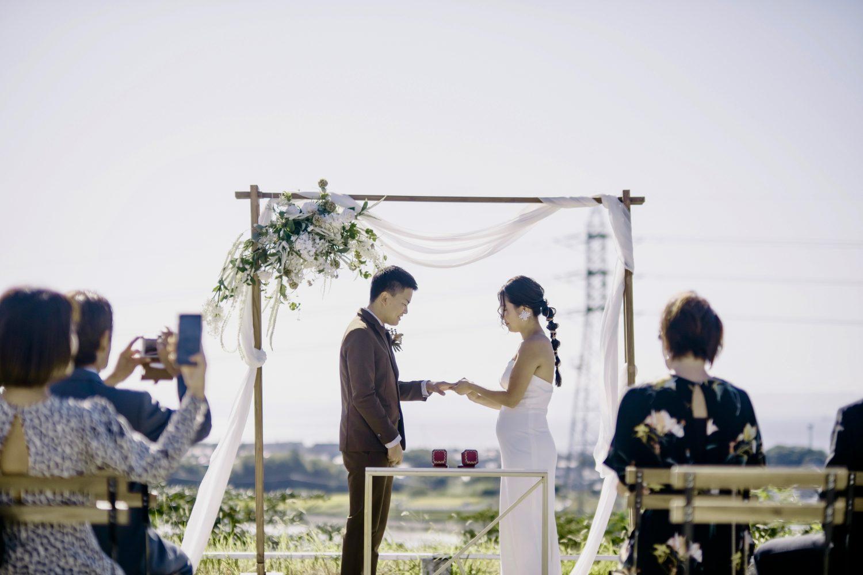 """""""フォトウェディングと心誓式""""で叶える結婚式のカタチ"""