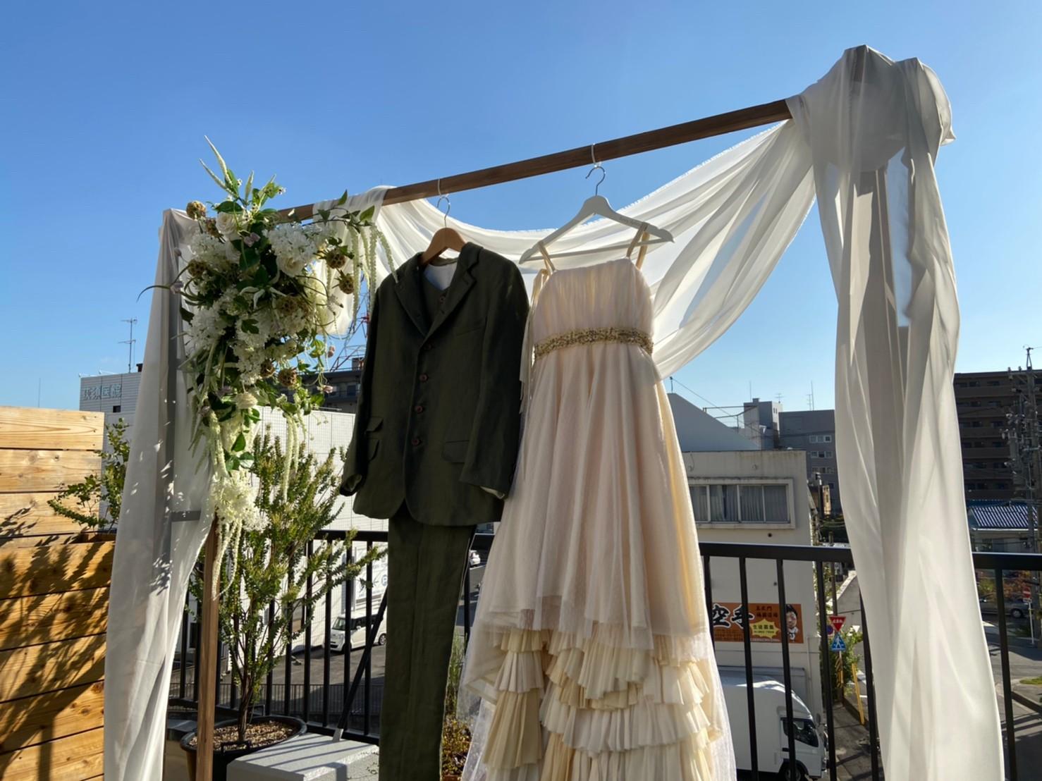 ふるさとを感じながらの家族挙式-結婚式を日常の風景に-
