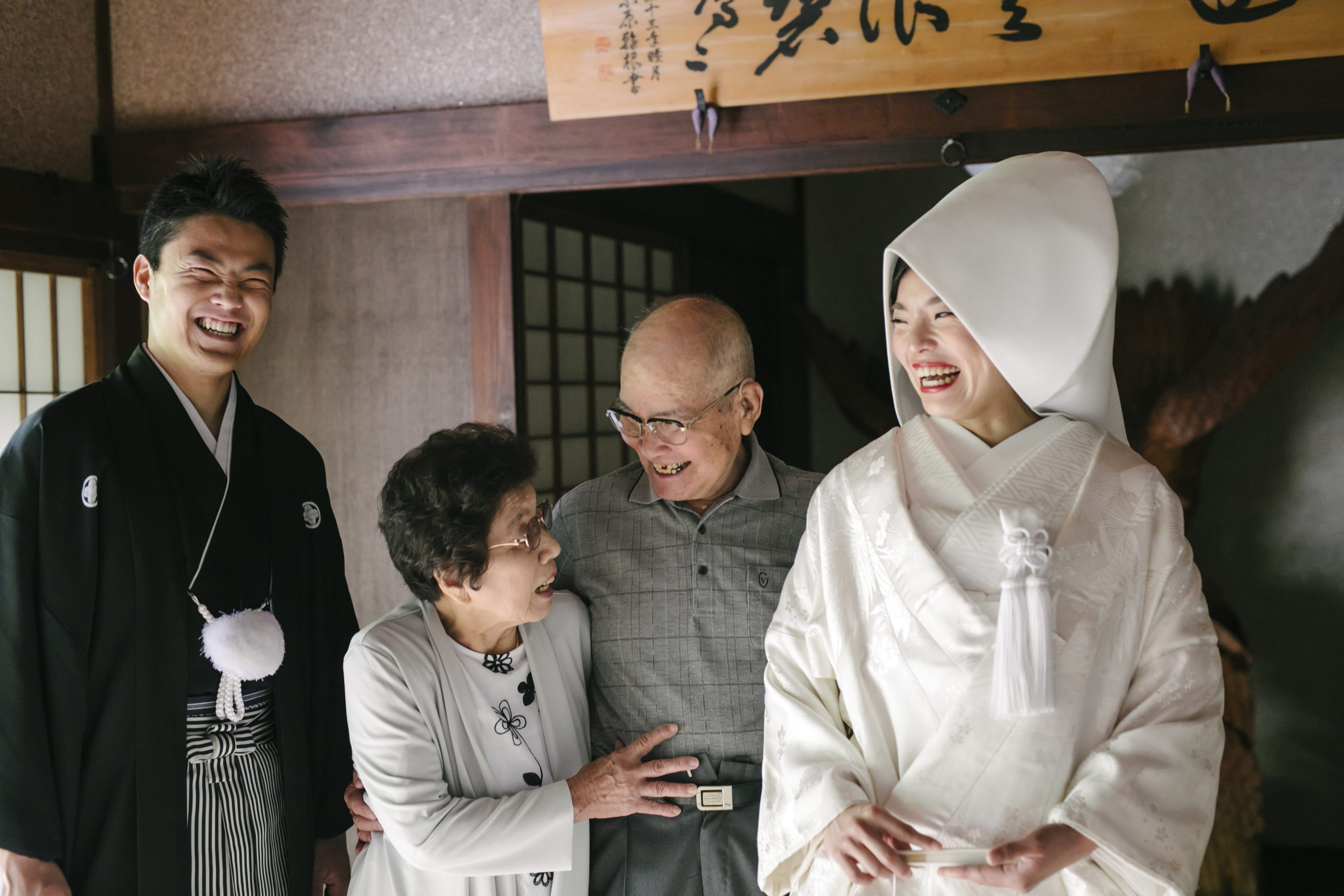 家族と未来の自分達に結婚式を贈りませんか?新PLAN「絆を深める宿泊型の結婚式」